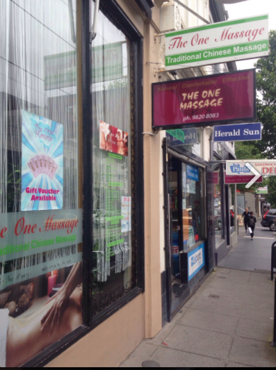 The One Massage South Yarra