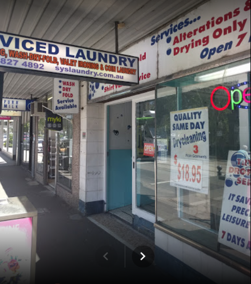 South Yarra Laundromat