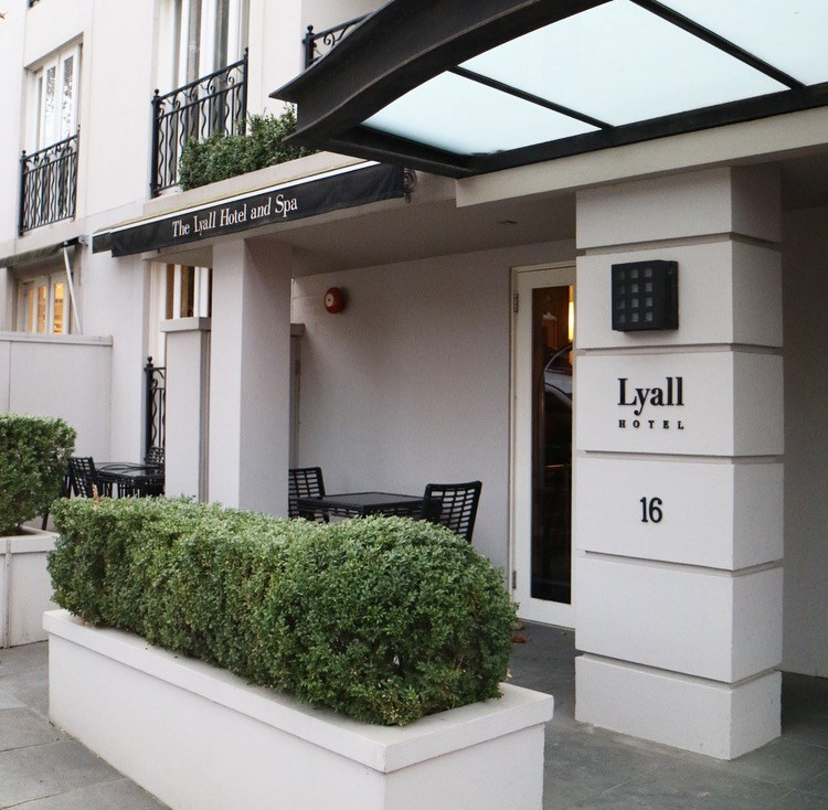 Stay at The Lyall Hotel