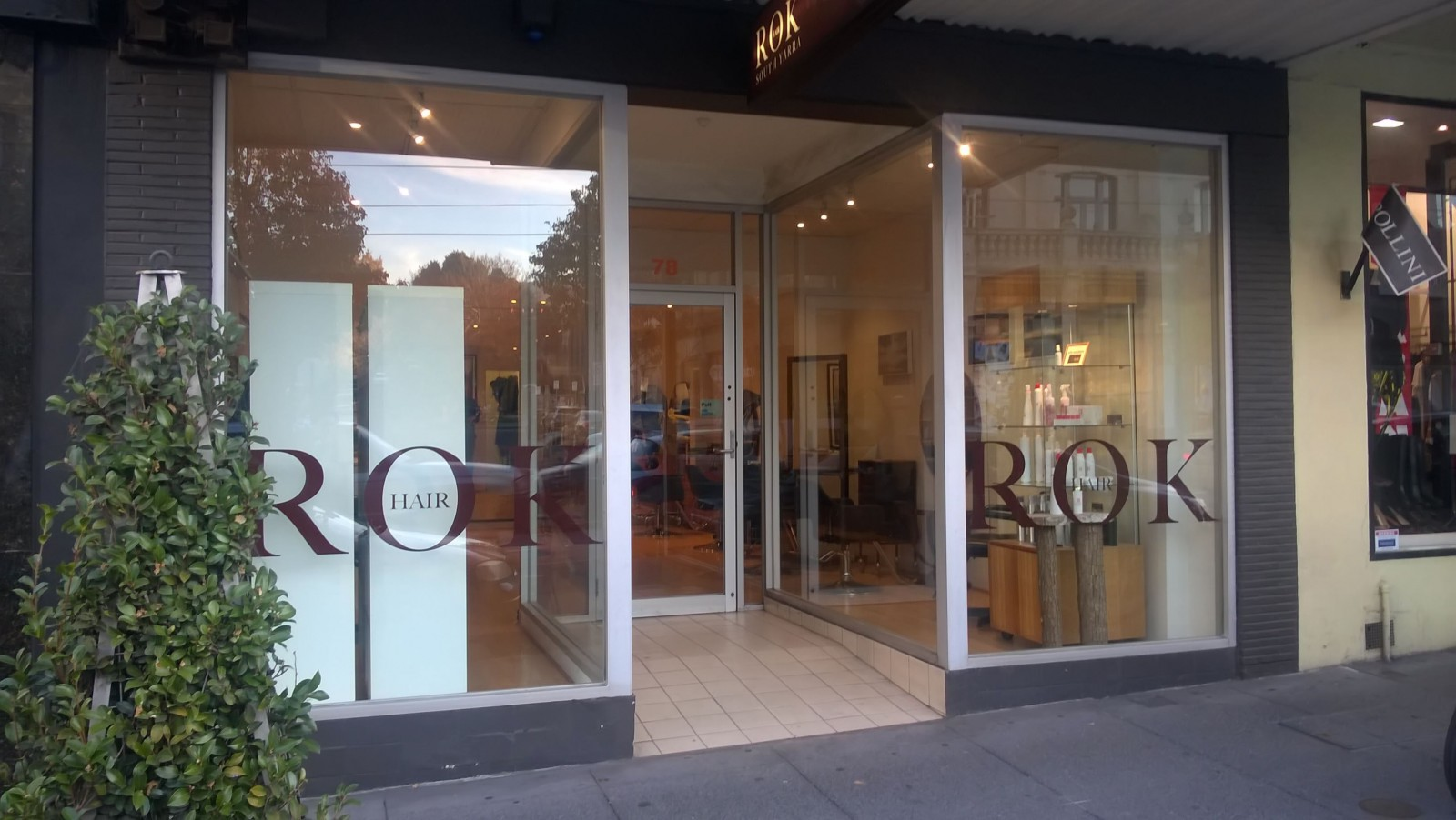 ROK Hair Studio South Yarra