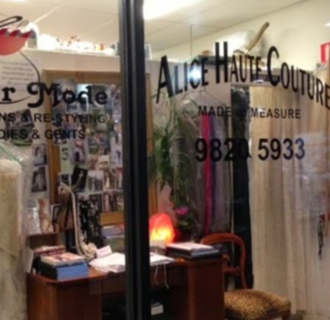 Alice Haute Couture South Yarra