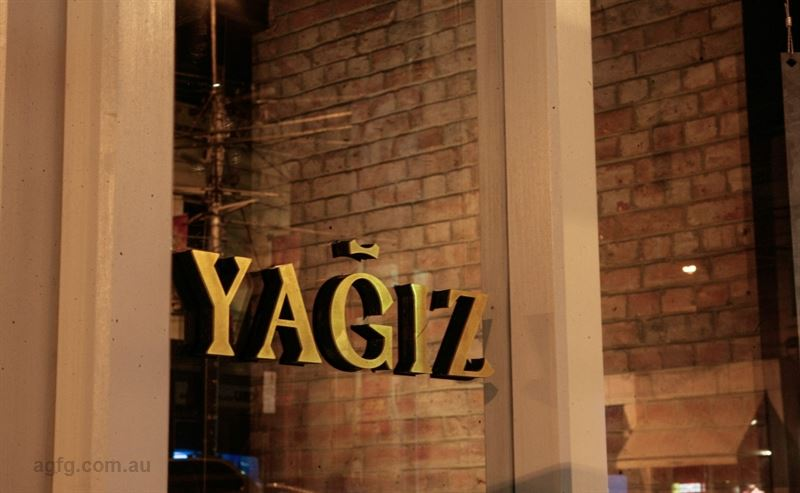 Yagiz Restaurant South Yarra